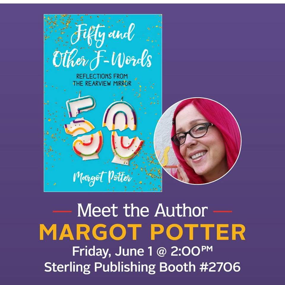Another Stellar Fifty and Other F-words Event at BEA 2018