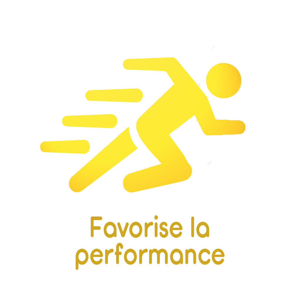 Favorise la performance