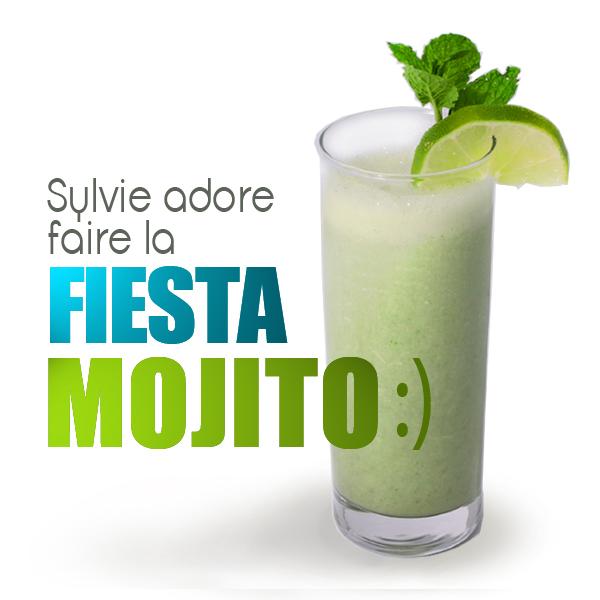 Fiesta mojito