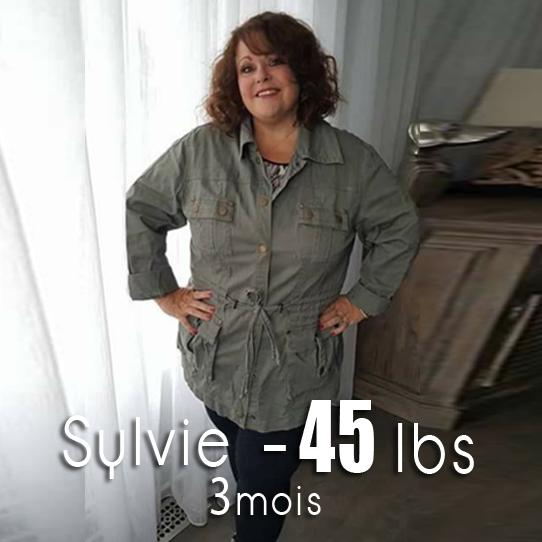 Copy of Sylvie