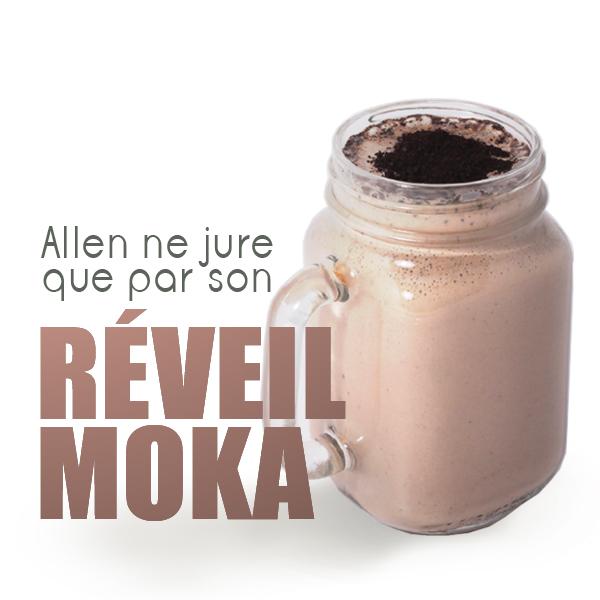 Réveil Moka