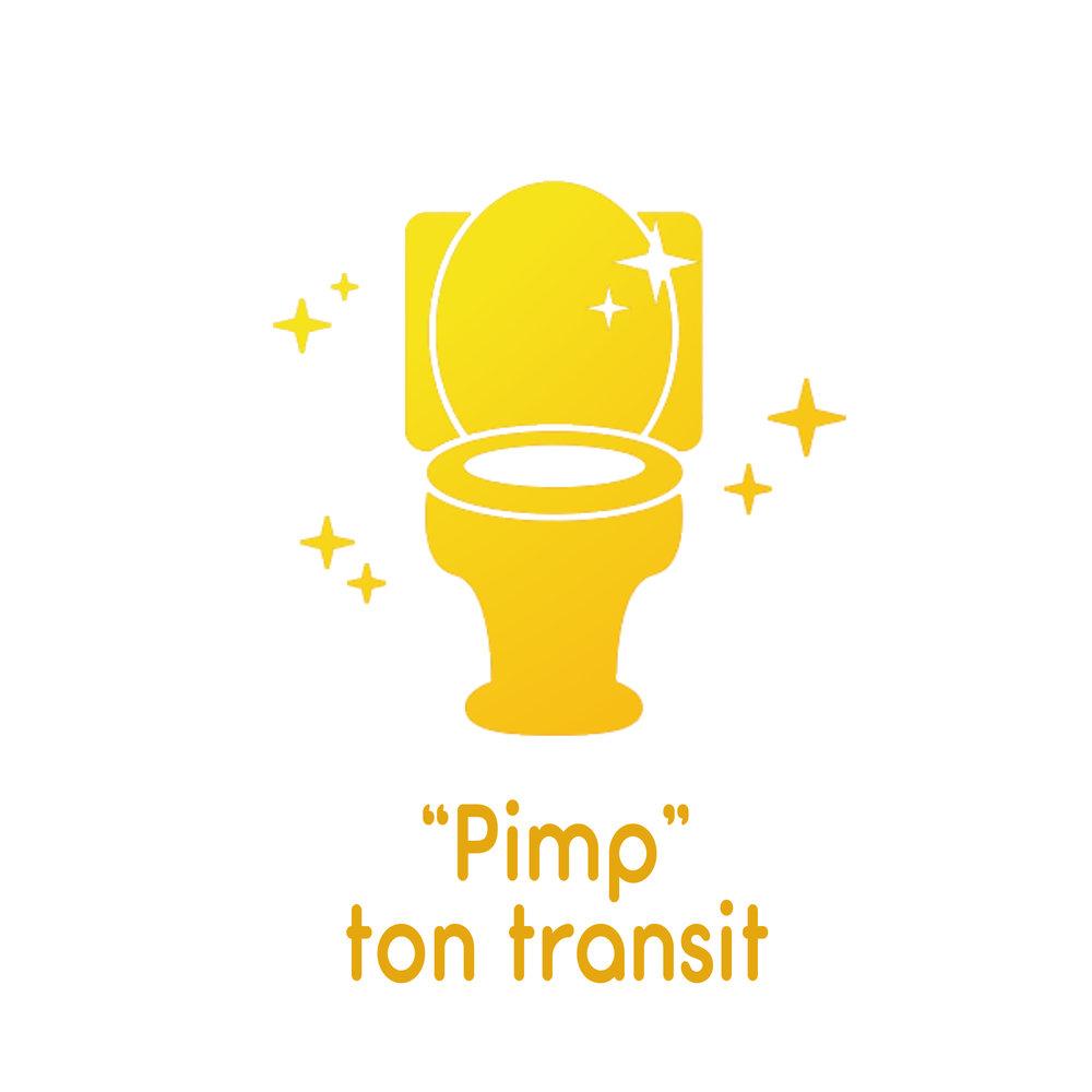 Pimp ton transit