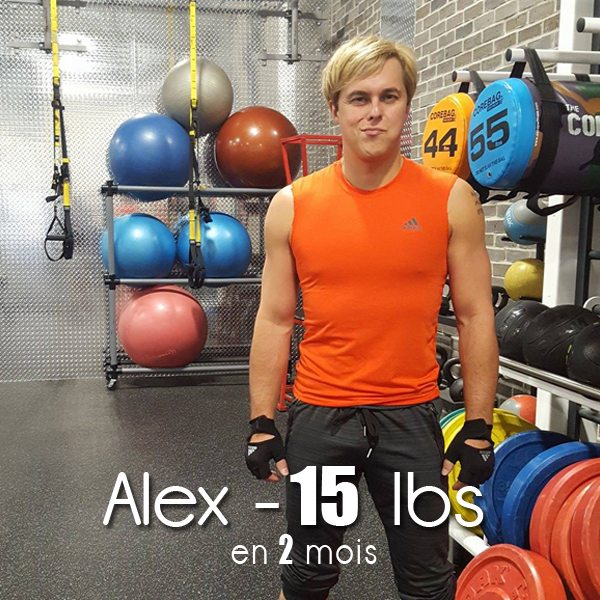 Alex Perron