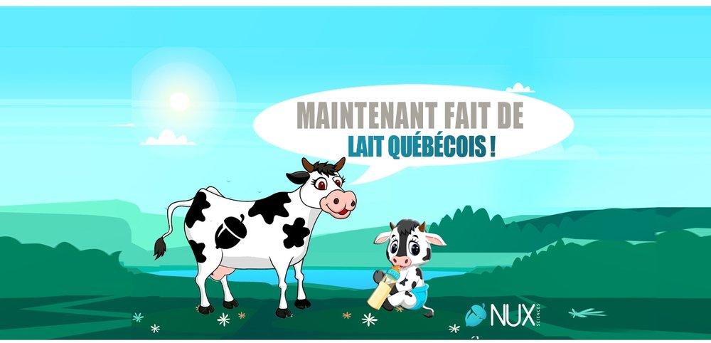 Lait québécois