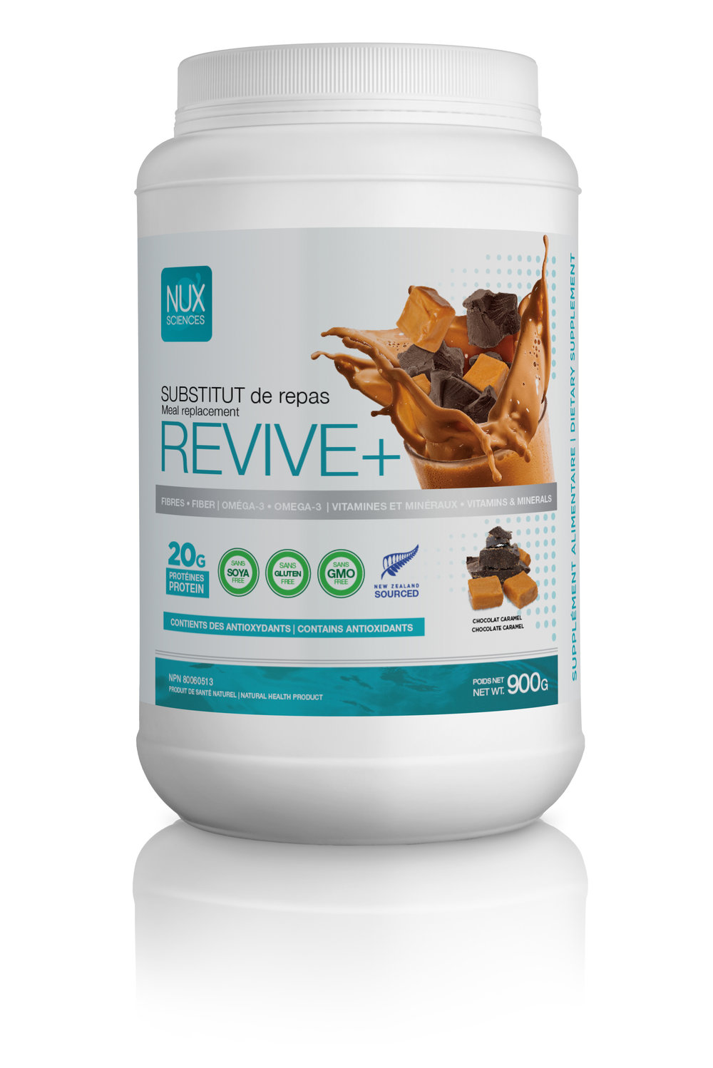 Copy of REVIVE+ CHOCO-CARAMEL