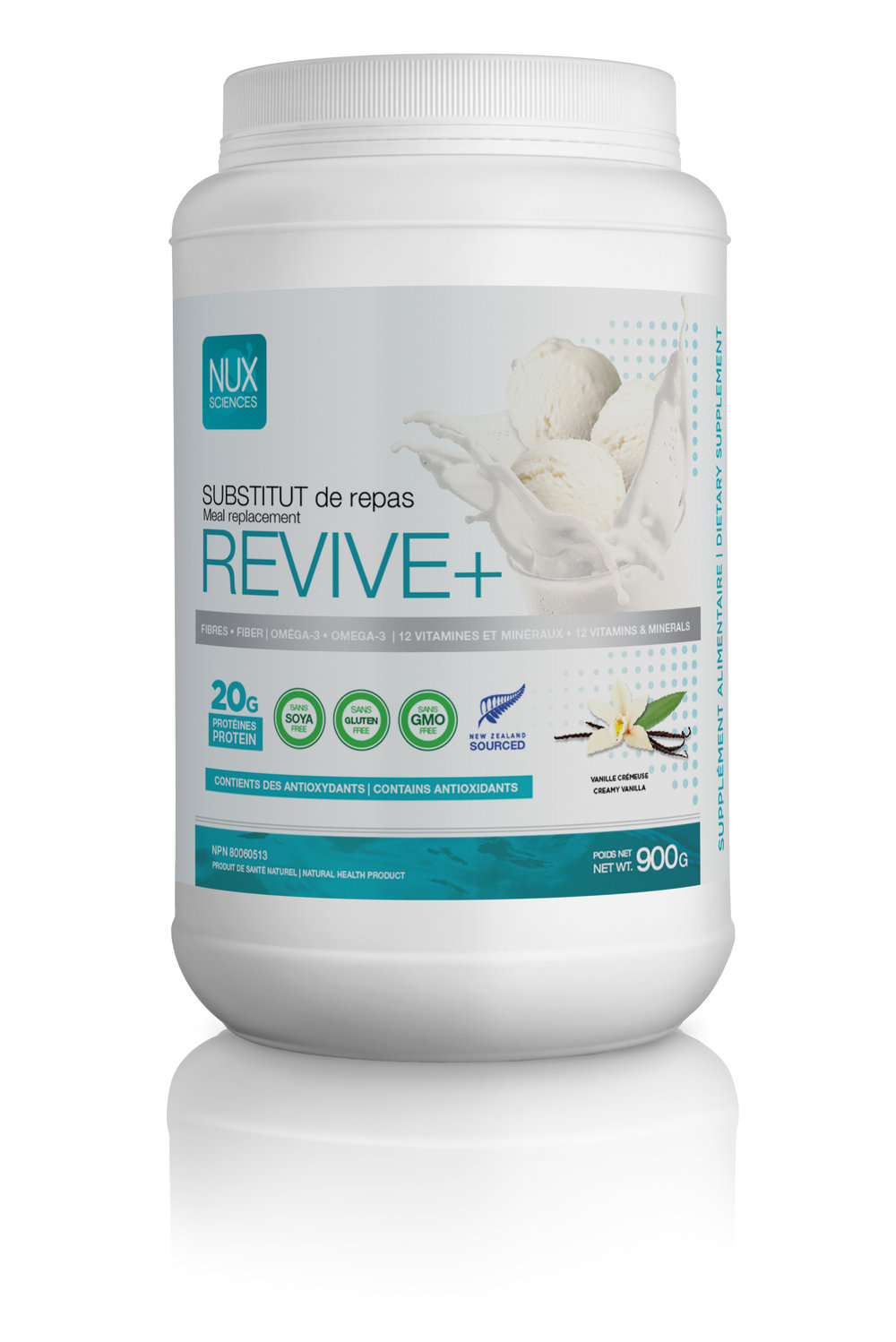 Copy of REVIVE+ VANILLE
