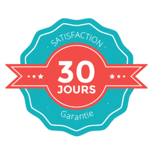 SATISFACTION 30 JOURS