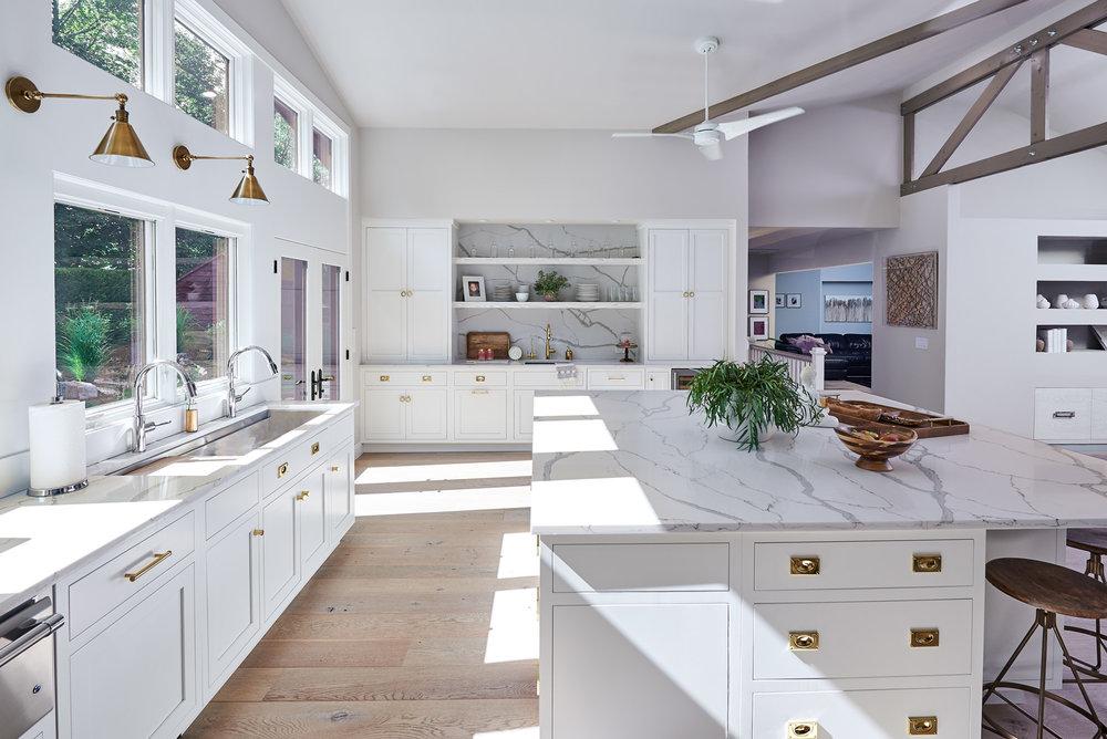 Kitchen design by Dawn Heifetz