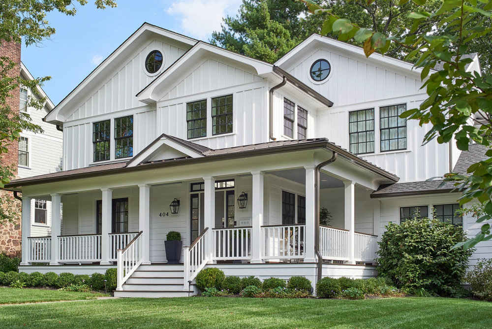 Westfield home by Michael Roberts Construction