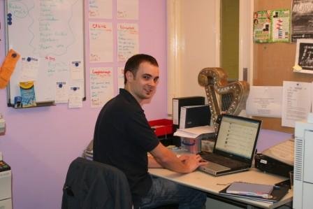 Chris - our Technical Manager