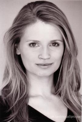 Anna Mitcham as Cinderella