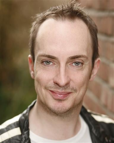 Mark Siney plays Dame Bree Brightshine