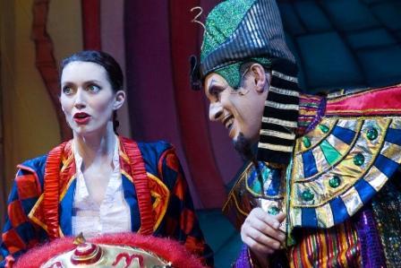 Aladdin & Abanaza