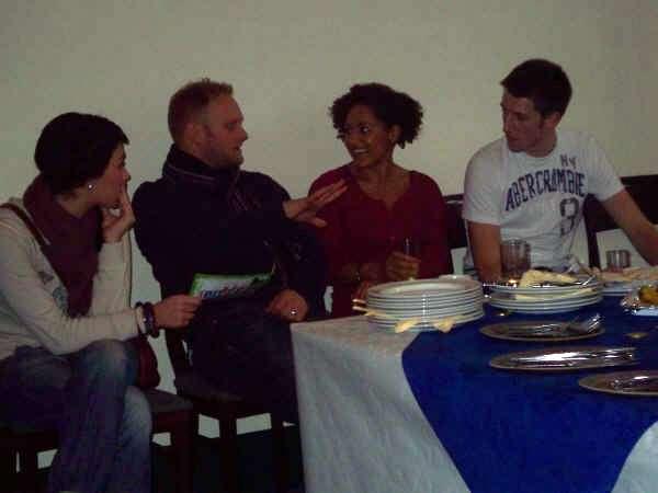 Nicola, Chris, Kerry & Liam