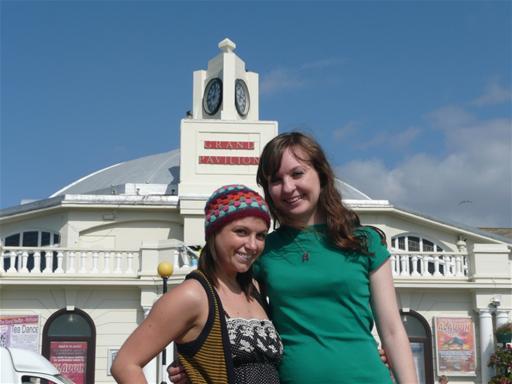 Robyn Lee & Jen Wallen