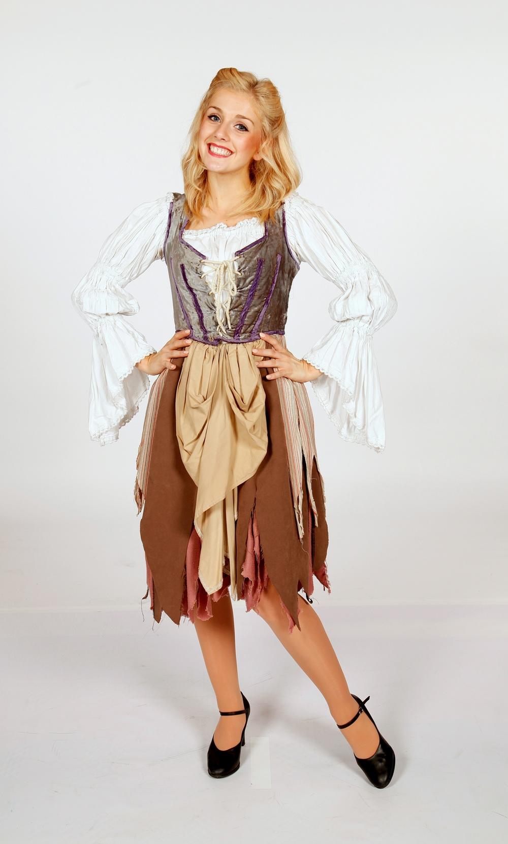 Barnstaple 02 - Sophie Ayers as Cinderella.JPG