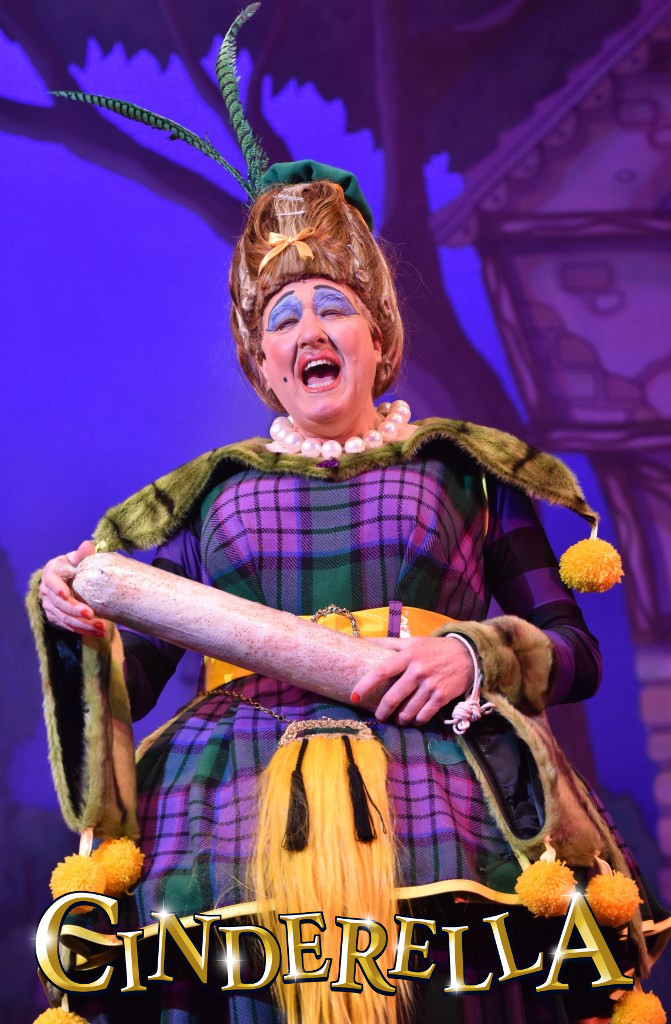 Iain Lauchlan in Cinderella at the Belgrade Theatre - Credit Robert Day.jpg