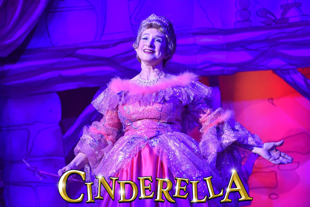 Maggie Robson as the Fairy Godmother - Credit Robert Day.jpg