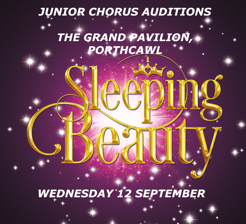 Porthcawl Sleeping Beauty Junior Chorus Auditions.jpg