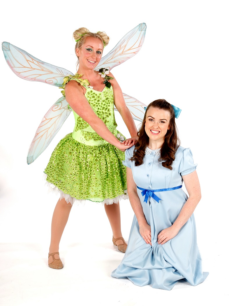 Wendy and Tinker Bell.JPG