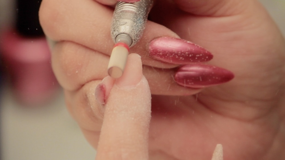 Using Drill On Acrylic Nail.jpg