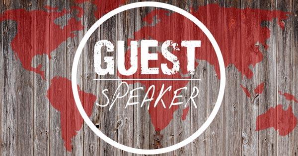 guets speaker charles kiefer