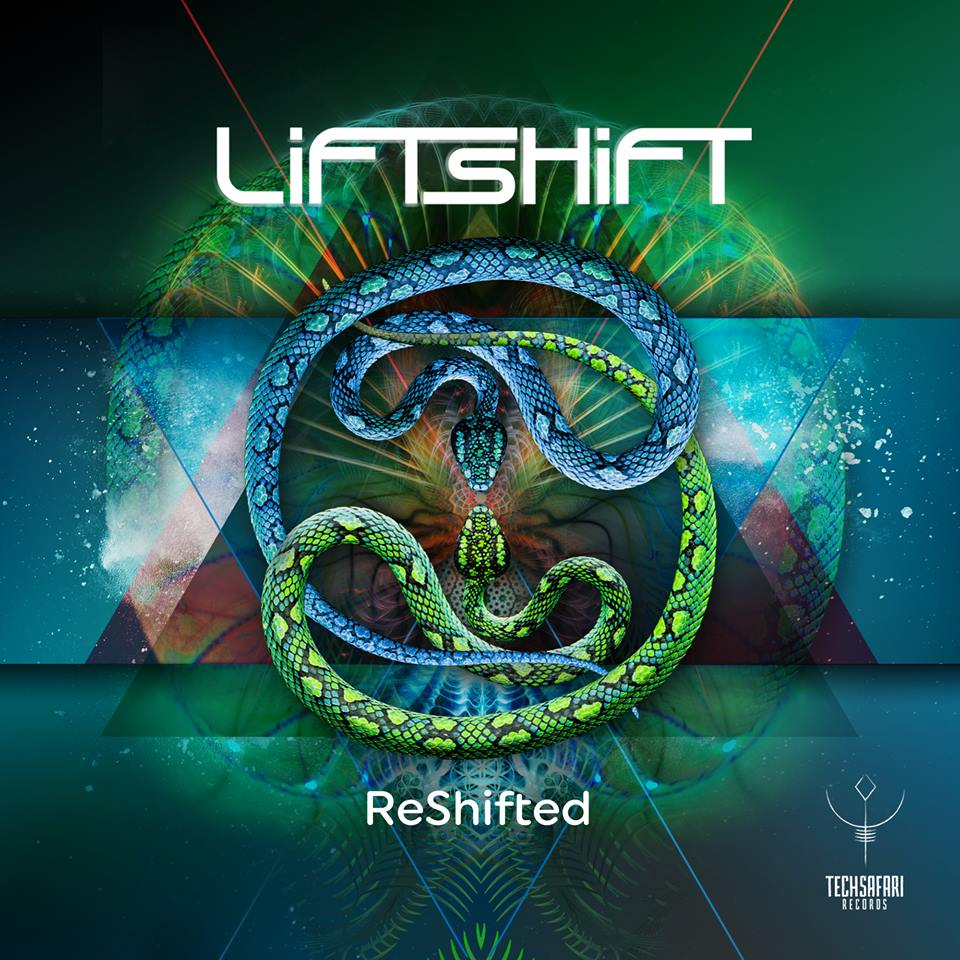 TSR31 Liftshift - Reshifted — Techsafari Records