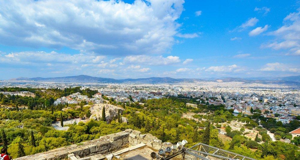 Athens Partnership : Biennial report 2015-2017 - Read the report