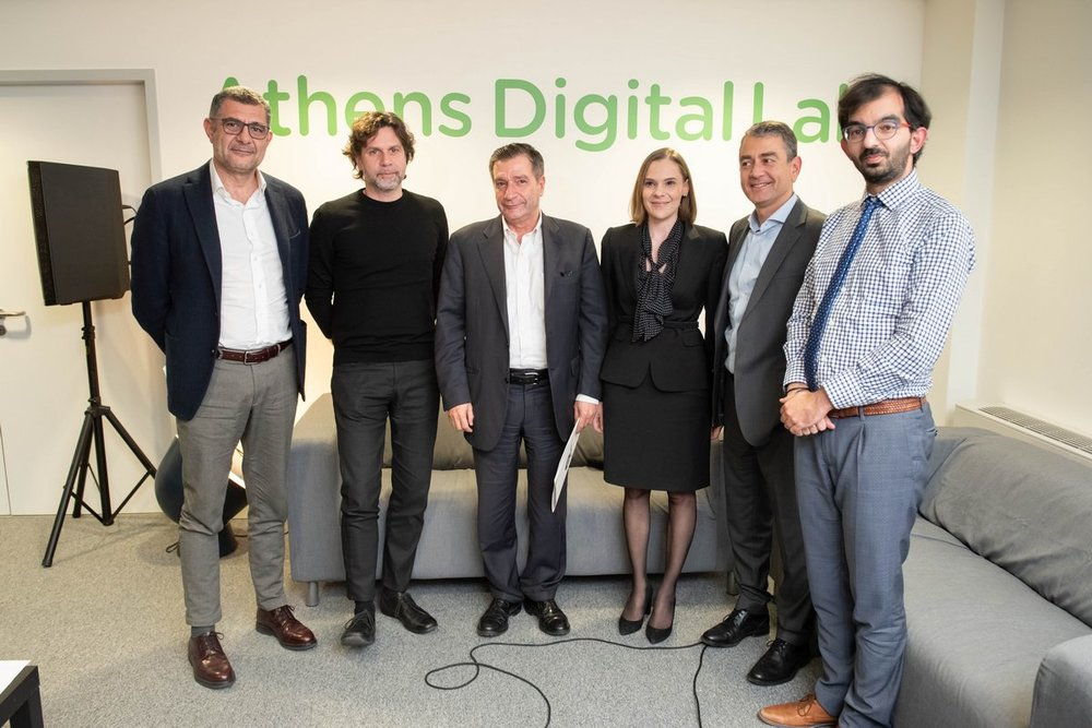 athens digital lab partners
