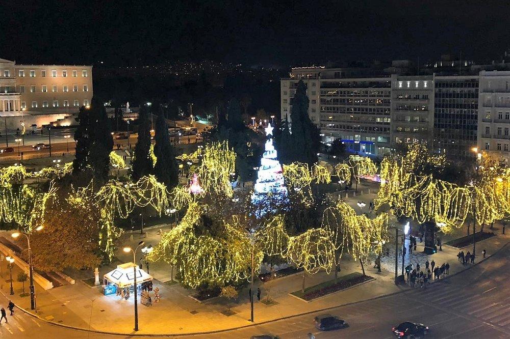Athens Christmas
