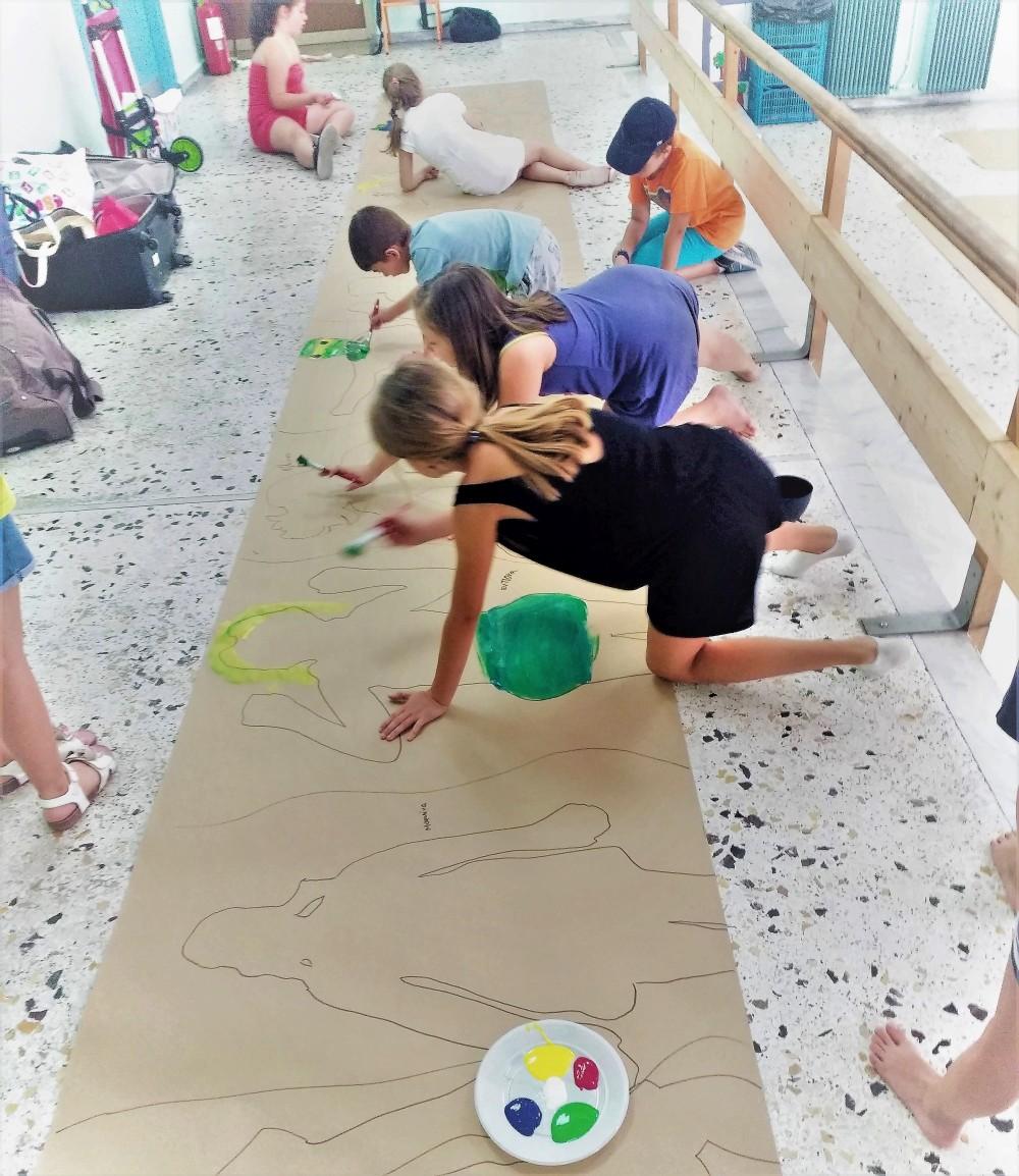 Summer camps στα Ανοιχτά Σχολεία