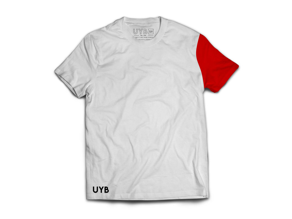 White + Red $32