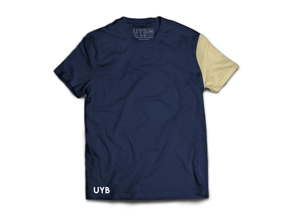 Navy + Cream $32