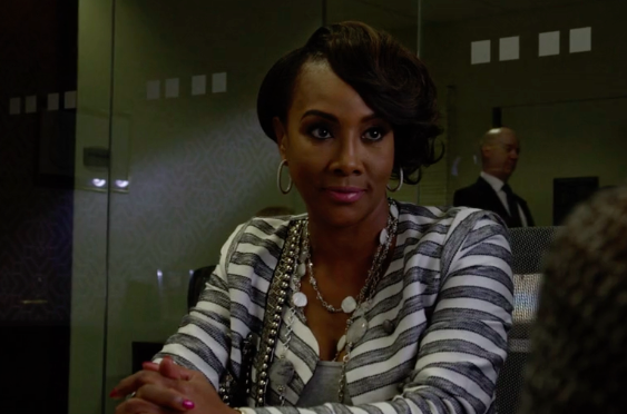 America's sweet heart  Vivica A. Fox  in her latest movie  Illicit Movie  wearing our designer  NÜ Denmark ! Styled by  Aaron Gomez  from  #TeamBitton .  Fashion Provided By  #IVanBittonStyleHouse