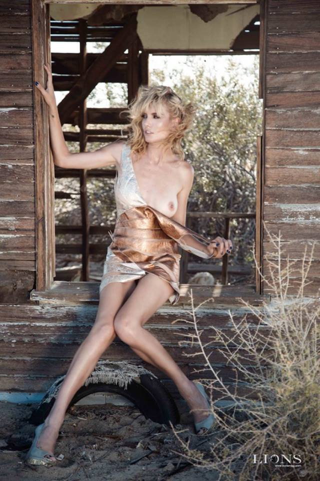 The BEAUTIFUL  Eugenia Kuzmina  supermodel and co star of summer Hollywood Blockbuster  Bad Moms  is rocking this Fashion editorial in the latest  Lions Magazine  featuring our designers  Rouba.G  and shoes by  Femmes Sans Peur   Styled by our very own Brandie Costello from  #TeamBitton   Fashion Provided By  #IvanBittonStyleHouse