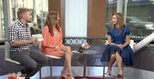 NATIONAL TELEVISION ALERT! When our designer   Rouba.G   's dress takes over the conversation on   Orange Is the New Black   star   Alysia Reiner  !! amazing!!   Also wearing our shoe designer   Femmes Sans Peur  ! Styled by   Ivan Bitton Style House   @liliana alleya and @PamelaEmmanuelle from   #TeamBitton   WATCH HERE :   https://www.instagram.com/p/BIu6TreB9Za/?taken-by=ivanbittonstylehouse