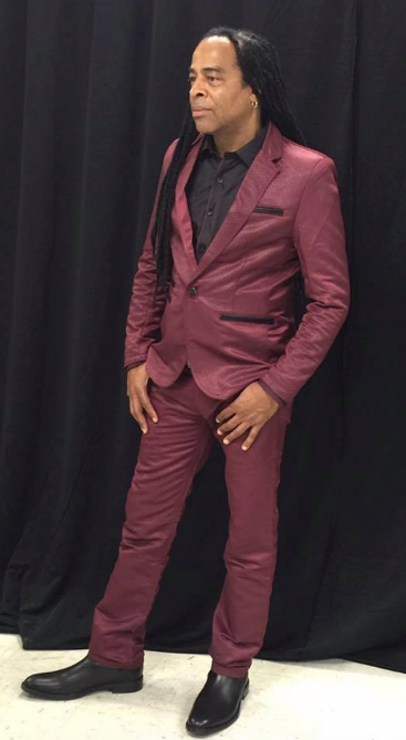 The GRAMMYs   winner   Doug Wimbish   from Iconic American Band   Living Colour   is looking sharp as he is about to hit the press in New York to promote his tour. Styled By   Leisa Balfour  .   Fashion Provided By   #IvanBittonStyleHouse