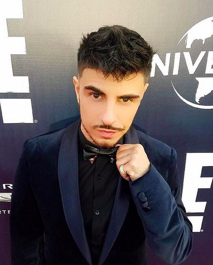 Golden Globes  2017 presenter for  AfterBuzz TV   Dj Jesse Janedy  looking HOT as ever with a ring from our American designer  Sambac Jewelry . Styled by  Winnie T. Stackz . Fashion Provided by  #IvanBittonStyleHouse