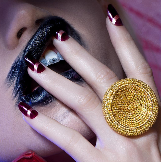 Gorgeous upcoming fashion editorial by  Jora Frantzis  featuring a beautiful ring by our American designer  Sambac Jewelry . Fashion provided by  #IvanBittonStyleHouse