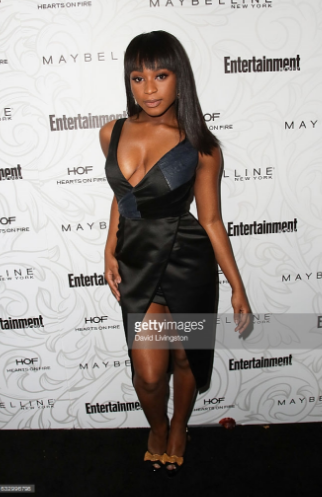 BREAKING NEWS!   Fifth Harmony   superstar  Normani Kordei   arrives at the   Entertainment Weekly  SAG Awards   party wearing our designer from Indonesia   Lotuz Jakarta   , shoes by our Portuguese designer   Egidio Alves   and earrings by our American designer   Sambac Jewelry  . Styled By   #TeamBitton  Aaron Gomez  .   Fashion Provided By   #IvanBittonStyleHouse