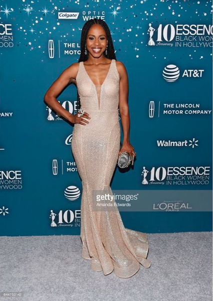 @bet  super star ⭐️  @daniellemonetruitt  glows at the  @essence red carpet wearing our designers ✨ #gown  made by our American 🇺🇸designer  @nicolebakti   #clutch  made by our Italian 🇮🇹designer  @ottavianiofficial  #jewelry  made by our American 🇺🇸designer  @sambacjewelry  fashion provided by  #ivanbittonstylehouse  styled by celebrity stylist  @beatricenikole  #whatsheiswearing  #pr  #fame  #celebrity  #showroom  #designers  #join  #press  #hollywoodtrend  #bittonstylehouse  #oot  #ok  #us  #colgate