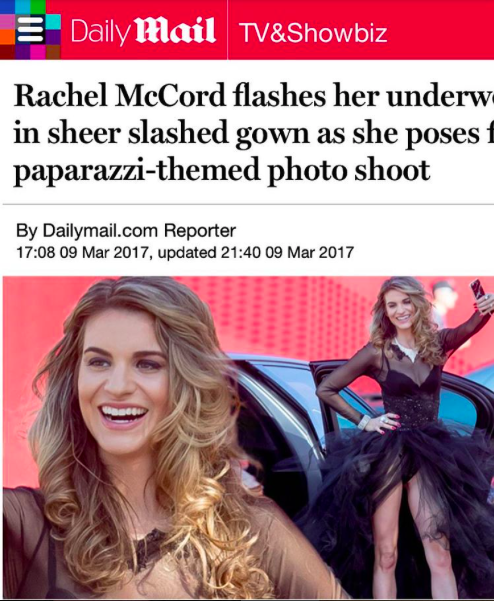 Digital super star ⭐️  @iamrachelmccord  spotted by  @dailymail looking so fierce wearing our designers ✨  #gown  made by our Designer from Mexico 🇲🇽  @bgrdesigns   #jewelry  made by our American Designer 🇺🇸  @sambacjewelry fashion provided by  #ivanbittonstylehouse  #whatsheiswearing  #blogger  #celebritystyle  #style  #paparazzi  #bittonstylehouse  #bittonstyle  #press  #getty  #editorial  #cover  #hollywoodtrend  #bookcover