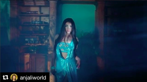 Pop singer  @anjaliworld  looks stunning rocking our Designers for her new music video ✨ #dress  made by our celebrity designer from Germany 🇩🇪  @anyaliesnik   #jewelry made by our Designer from USA 🇺🇸  @sambacjewelry  fashion provided by  #ivanbittonstylehouse  styled by  @romansipe  #whatsheiswearing  #musicvideo  #undressme essme #pr  #designers  #showroom  #join  #hollywoodtrend  #celebritystyle  #bittonstylehouse  #paparazzi  #ootd  #anya  #indian