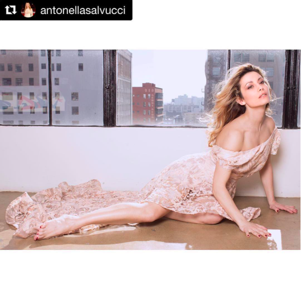"""Intense beauty"" fashion editorial starring Italian movie star ⭐️  @antonellasalvucci  wearing our designers ✨ #dress  made by our American designer  @nicolebakti  fashion provided by  #ivanbittonstylehouse  styled by  @orettac  #whatsheiswearing  #celebritystyle  #hollywoodtrend  #ootd  #bittonstyle  #italy  #fame  #actress  #blogger  #fashion  #showroom  #designers  #join  #sales"