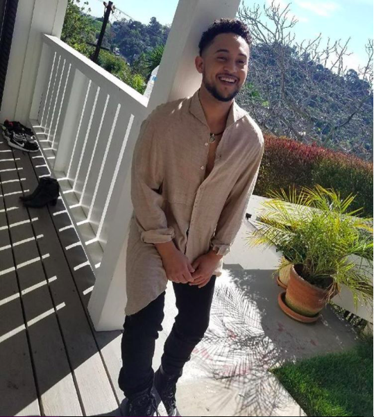 Behind the scenes fashion photoshoot Done for  @regardmag starring  @abcnetwork  super star ⭐️  @tahj_mowry  wearing our designers ✨ #shirt  made by our designer from Australia 🇦🇺  @vincentlistudio  fashion provided by  #ivanbittonstylehouse  styled by  @tgatiffanystylist  #whatsheiswearing  #regard  #celebritystyle  #ootd  #fame  #abc  #actor  #showrrom  #designers  #join  #hollywoodtrend  #magazine  #cover  #tvshow