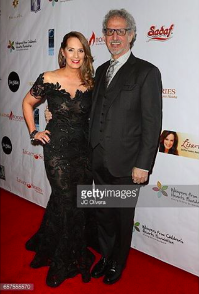 ⭐️️Amazing time at the  #legacygala  with hollywood motivational speaker  @soulblazer  & husband the iconic writer from two and a half man  #leearonsohn  wearing our designers  #dress  made by ur American 🇺🇸designer  @nicolebakti  fashion provided by  #ivanbittonstylehouse  #showrrom  #designers  #celebrities  #hollywoodtrend  #ootd  #bittonstylehouse  #redcarpet  #lisahaisha  #hollywood