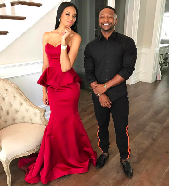 A hollywood smile tv personality  @vanessajsimmons  & celebrity stylist  @marclovelife  spotted shooting an amazing tv comercial for  #colgate   @opticwhite  wearing our designers ✨ #dress  made by our designers from Indonesia 🇮🇩  @lotuz_jakarta  &  #jewelry  made by our American designer 🇺🇸  @sambacjewelry fashion provided by  #ivanbittonstylehouse  #colgate  #designers  #mainstream  #model  #comercial  #usa  #bittonstylehouse  #ootd  #hollywodtrend  #blogger