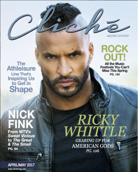 📸Cover Done for  @clichemag  starring actor  @rickywhittle wearing our designers ✨  #jacket  made by  @barabas_men  fashion provided by  #ivanbittonstylehouse  styled by  @yesenia_style  #whatheiswearing  #style  #man  #bittonstylehouse  #ootd  #celebrity  #fame  #cliche  #barabas  #fashiondesigner  #showroom  #ok  #hollywoodtrend
