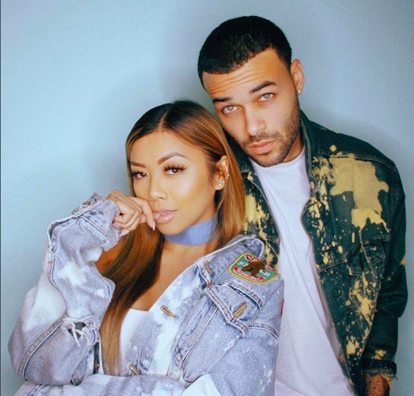 digital super stars ⭐️️  @lianev  &  @america 's next top model  @itsdonbenjamin  strike this fashion editorial wearing our designers ✨ #jackets  made by our American 🇺🇸designer  @yerobrown  fashion provided by  #ivanbittonstylehouse  #whattheywearing  #fashiondesigner  #celebrotystyle