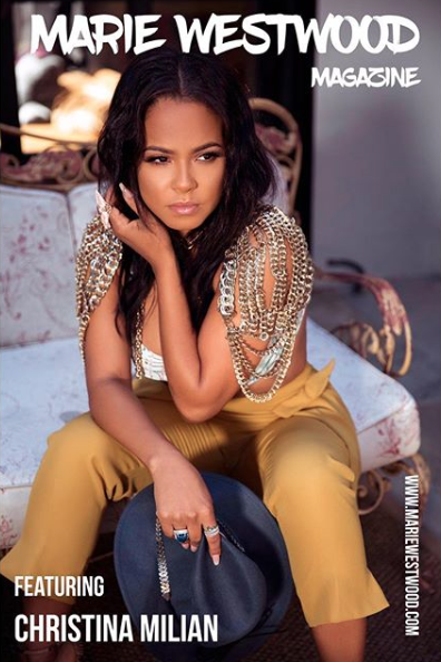 ivanbittonstylehouse Cover fashion editorial Done for  @mwmagofficial  starring super star  @christinamilian  wearing our designers ✨  @laisonbyaurelias  @amalia_mattaor   @shanswimwear  @sambacjewelry  styled by  @ejking21 fashion provided by  #ivanbittonstylehouse